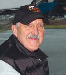 ORCA Driver Don Edwards