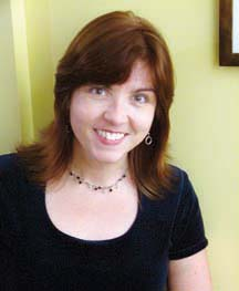 "Winner: Angie Davey, copy editor for The Peak, won the ""So You Think You Can Write"" contest."