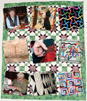 The talents of Powell River's quilters